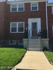 1428 Langford Road, Baltimore, MD 21207 (#BC9818181) :: LoCoMusings