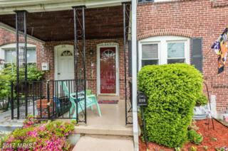 220 Willow Avenue, Towson, MD 21286 (#BC9907869) :: Pearson Smith Realty