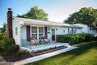 1007 Seminary Avenue W, Lutherville Timonium, MD 21093 (#BC9912605) :: Pearson Smith Realty