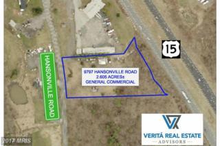 9797 Hansonville Road, Frederick, MD 21702 (#FR9730282) :: LoCoMusings