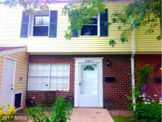 9195 Hitching Post Lane J, Laurel, MD 20723 (#HW9804600) :: LoCoMusings