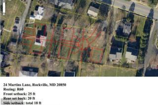 24 Martins Lane, Rockville, MD 20850 (#MC8576336) :: Pearson Smith Realty