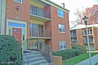 868 College Parkway #202, Rockville, MD 20850 (#MC9816390) :: Pearson Smith Realty