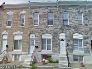 606 Luzerne Avenue, Baltimore, MD 21205 (#BA8327867) :: Pearson Smith Realty