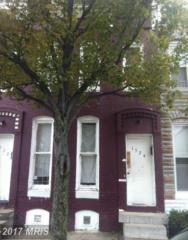 1524 Carey Street, Baltimore, MD 21217 (#BA8521803) :: LoCoMusings