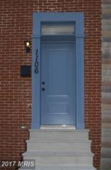 1106 Bond Street N, Baltimore, MD 21213 (#BA8753086) :: Pearson Smith Realty