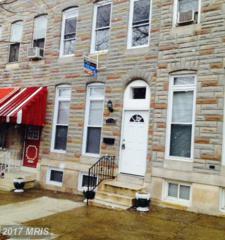 1718 Bond Street N, Baltimore, MD 21213 (#BA8770772) :: LoCoMusings