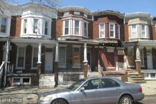 2036 Robb Street, Baltimore, MD 21218 (#BA9640006) :: Pearson Smith Realty