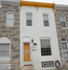 1536 Patterson Park Avenue, Baltimore, MD 21213 (#BA9682592) :: Pearson Smith Realty