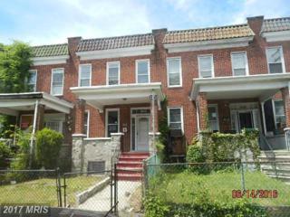 4540 Pimlico Road, Baltimore, MD 21215 (#BA9688209) :: LoCoMusings