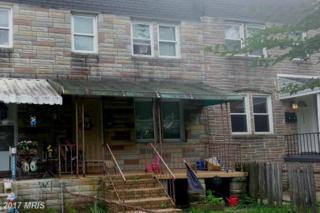 1625 Spruce Street, Baltimore City, MD 21226 (#BA9704902) :: LoCoMusings