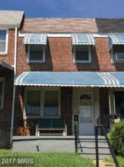 1706 Malvern Street, Baltimore, MD 21224 (#BA9719138) :: LoCoMusings