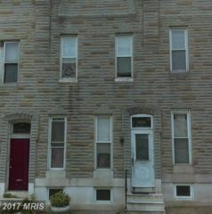 1634 Broadway, Baltimore, MD 21213 (#BA9722927) :: Pearson Smith Realty