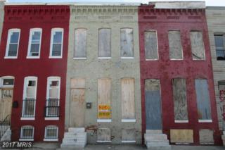 1515 Rutland Avenue, Baltimore, MD 21213 (#BA9735455) :: Pearson Smith Realty