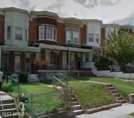 2941 Clifton Avenue, Baltimore, MD 21216 (#BA9763857) :: LoCoMusings
