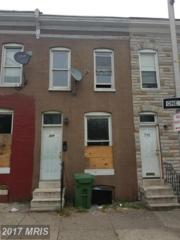 309 Franklintown Road, Baltimore, MD 21223 (#BA9782635) :: LoCoMusings