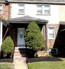 3846 Dolfield Avenue, Baltimore, MD 21215 (#BA9788183) :: LoCoMusings