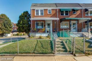 5359 Gist Avenue, Baltimore, MD 21215 (#BA9796530) :: Pearson Smith Realty