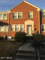 1526 Tunlaw Road, Baltimore, MD 21218 (#BA9807446) :: LoCoMusings