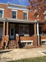 428 Drew Street, Baltimore, MD 21224 (#BA9807757) :: LoCoMusings