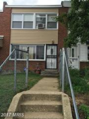 8023 Bank Street, Baltimore, MD 21224 (#BC9735131) :: Pearson Smith Realty