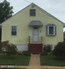 941 Woodlynn Road, Baltimore, MD 21221 (#BC9765266) :: Pearson Smith Realty