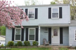 4395 Pyrite Court, Middletown, MD 21769 (#FR9860352) :: Pearson Smith Realty
