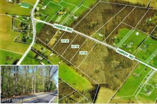 LOT 24 Hardy Road SW, Mount Airy, MD 21771 (#HW8622505) :: Pearson Smith Realty