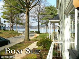 402 Dreams Landing Way #402, Annapolis, MD 21401 (#AA9759213) :: LoCoMusings