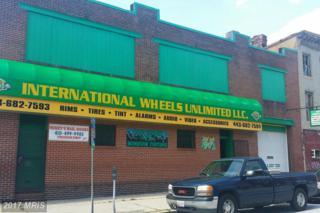 2032 Frederick Avenue, Baltimore, MD 21223 (#BA8672302) :: LoCoMusings