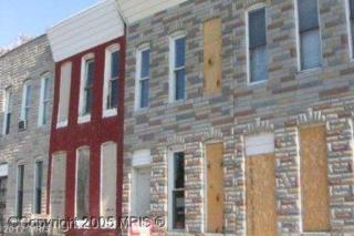 1718 Ramsay Street, Baltimore, MD 21223 (#BA8737260) :: LoCoMusings