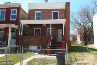 228 Mount Street N, Baltimore, MD 21223 (#BA9612342) :: Pearson Smith Realty