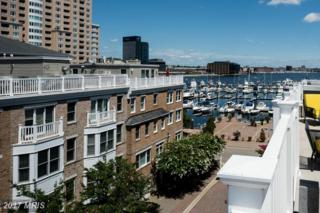 1211 Harbor Island Walk, Baltimore, MD 21230 (#BA9644988) :: LoCoMusings