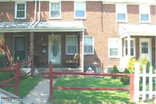 7116 Eastbrook Avenue, Baltimore, MD 21224 (#BC9746718) :: Pearson Smith Realty