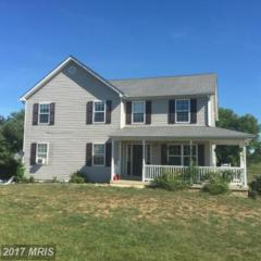 807 Rural Hill Lane, Hedgesville, WV 25427 (#BE8748358) :: Pearson Smith Realty