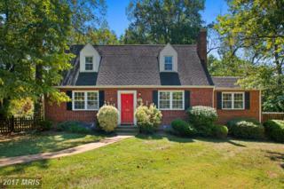 301 Oak Street, Falls Church, VA 22046 (#FA9766906) :: Pearson Smith Realty