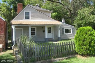 125 W Cambridge Street, Fredericksburg, VA 22405 (#ST9781809) :: LoCoMusings