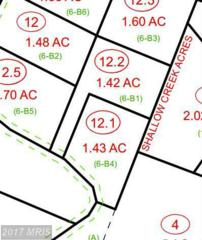 LOT 6 -B4 Shallow Creek Drive, Hedgesville, WV 25427 (#BE8458423) :: LoCoMusings