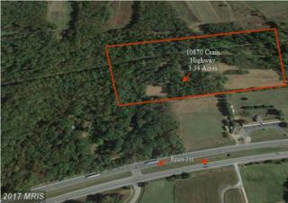10870 Crain Highway, Faulkner, MD 20632 (#CH8532795) :: Pearson Smith Realty