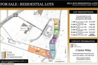 Grays Mill Road Lot 4, Warrenton, VA 20187 (#FQ9772861) :: LoCoMusings