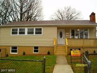 1703 Arcadia Avenue, Capitol Heights, MD 20743 (#PG8560585) :: Pearson Smith Realty