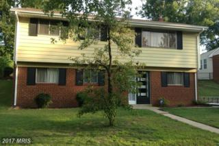 6027 Elmendorf Drive, Suitland, MD 20746 (#PG9793340) :: Pearson Smith Realty
