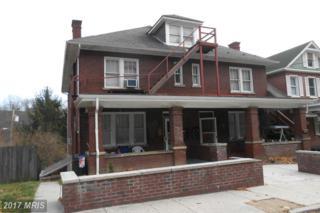 805 Bedford Street, Cumberland, MD 21502 (#AL8711332) :: LoCoMusings
