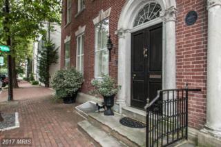 211 Fairfax Street A, Alexandria, VA 22314 (#AX8141493) :: Pearson Smith Realty