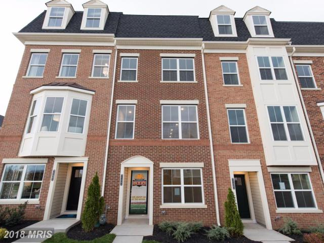 7141 Judicial Mews, Frederick, MD 21703 (#FR10123230) :: The Bob & Ronna Group