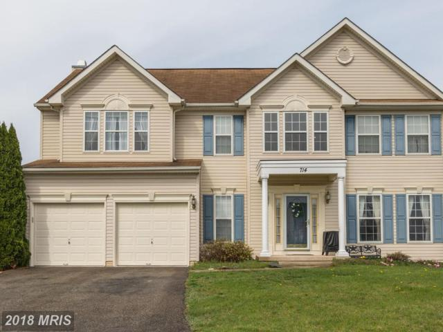 714 Rocky Fountain Drive, Myersville, MD 21773 (#FR9917177) :: Pearson Smith Realty