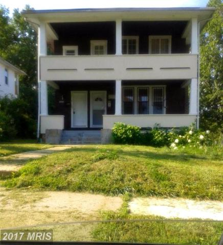 3200 Elgin Avenue, Baltimore, MD 21216 (#BA8470211) :: Pearson Smith Realty