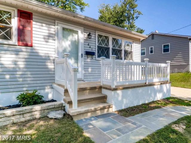 441 Yellow Springs S, Laurel, MD 20724 (#AA10010541) :: Pearson Smith Realty