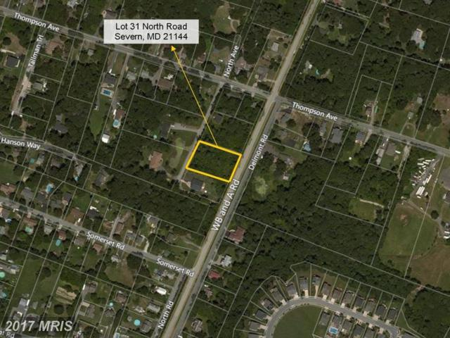 Lot 31 North Road, Severn, MD 21144 (#AA10011857) :: Pearson Smith Realty
