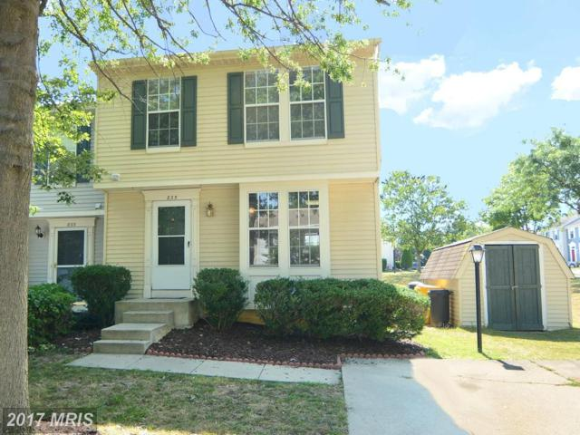 835 Cinnamon Court, Odenton, MD 21113 (#AA10012385) :: Pearson Smith Realty